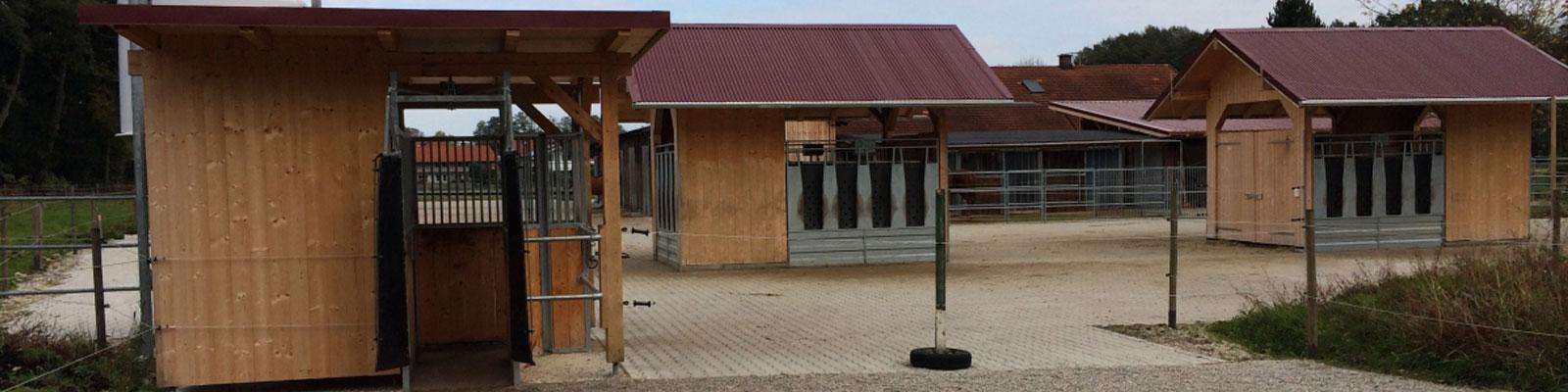 La stabilisation des sols dans l'écurie active