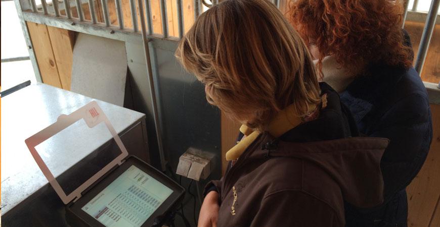 automate-ordinateur-ecurie-active Testez l'écurie active à Equita Lyon